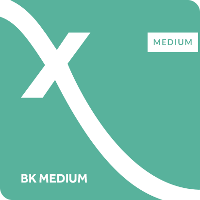 Book-Keeping Medium Logo